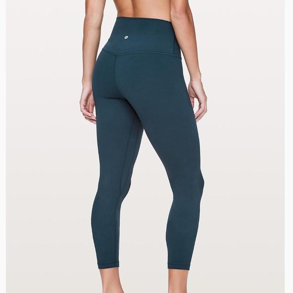 6bc3a0996 lululemon athletica Pants - Lululemon Align Pant II 25